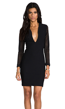 Платье-мини belle - AQ/AQ