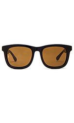 Солнцезащитные очки mojave в цвете чистый гель/серебряный/серый - Wonderland