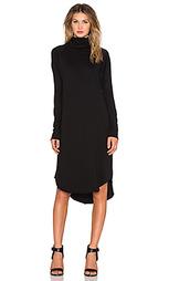 Платье с длинным рукавом elena - NSF