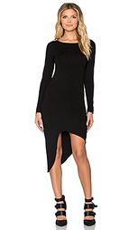 Salju long sleeve sexy dress - Indah