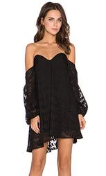 Мини-платье с открытыми плечами ever so euphoric - Lumier