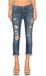 Укороченные джинсы aubrey anit fit - Level 99