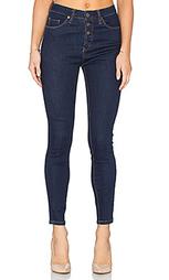 Облегающие джинсы с высокой посадкой - BLANKNYC