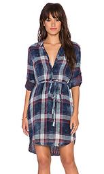 Платье-рубашка с планкой для застёжки - Bella Dahl