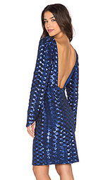 Мини-платье с блестками voila - Line & Dot