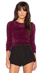 Укороченный свитер с длинным рукавом - Chaser