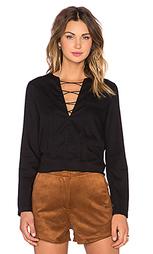 Рубашка со шнуровкой penelope - MCGUIRE