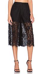Кружевная юбка-штаны script - keepsake