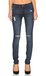 Рваные облегающие джинсы florence - DL1961