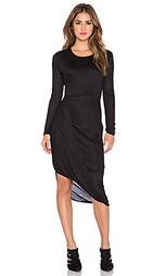 Платье с асимметричным вырезом - twenty