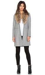 Меховое пальто crosby - SAM.