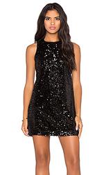 Цельнокройное платье с блёстками - Michael Stars