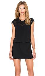 Платье с вышивкой - IKKS Paris