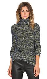 Утепленный свитер с высоким воротом - Marc by Marc Jacobs