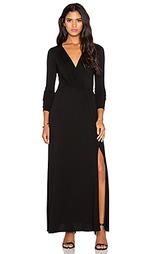 Макси платье sapphire - LA Made