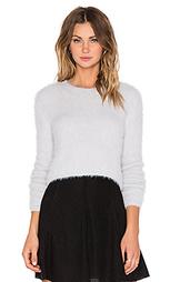 Полуукороченный свитер с круглым вырезом - J.O.A.