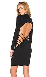 Обтягивающее платье back it up - REVERSE
