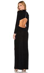 Макси платье с вырезом на спине - Twin Sister
