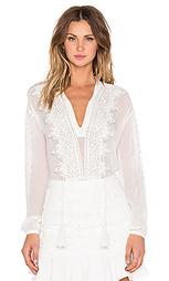 Блузка mademoiselle - Line & Dot