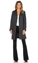Шерстяное пальто карманы с клапаном norman - Marc by Marc Jacobs