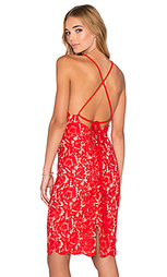 Платье с открытой спиной next girl - tiger Mist