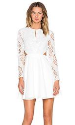 Кружевное платье mon cherie - Line & Dot