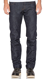 Узкие джинсы skinny guy rigid selvedge - Naked & Famous Denim