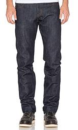 Узкие джинсы skinny guy rigid selvedge - Naked & Famous Denim