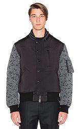Куртка бомбер 3l - Y-3 Yohji Yamamoto