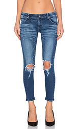 Узкие джинсы extend crush - Regalect