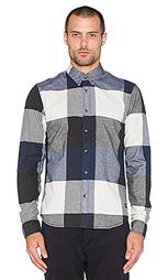 Рубашка с длинными рукавами - Scotch & Soda