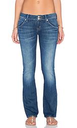 Джинсы-клёш для изящной девушки beth - Hudson Jeans