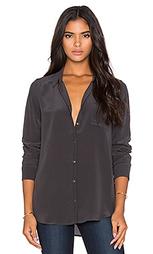 Рубашка с застёжкой на пуговицу и открытой спиной - Chaser