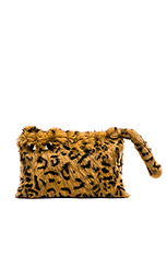 Муфта bengal tiger fur - Alice + Olivia