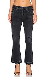 Расклешенные джинсы sasha twist flare - Citizens of Humanity