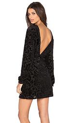 Мини платье noir - Knot Sisters
