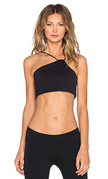 Укороченный топ asymmetrical crop top - Lanston Sport