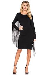 Платье с бахромой reno - Deby Debo