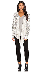 Куртка-разлетайка с капюшоном - Bella Luxx
