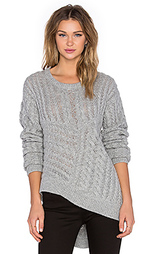 Свитер sovereign wool blend knit - One Teaspoon