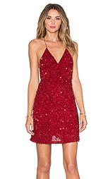 Платье с пайетками mira - MLV