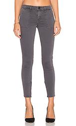Узкие джинсы с молниями на лодыжках union - Sanctuary