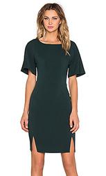 Приталенное мини платье - BLAQUE LABEL