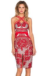Платье миди aruba - Three Floor