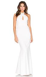 Вечернее платье с вырезом-капля - JILL JILL STUART