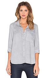 Рубашка с дополнительным подолом и застёжкой на пуговицу - Bella Dahl