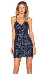 Платье с пайетками viva - Bardot