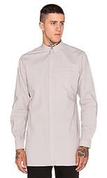 Рубашка с застёжкой на продолговатые пуговицы - Stampd