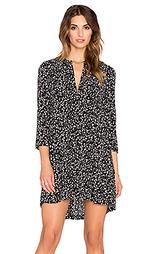 Платье-рубашка pleat back - Bella Luxx