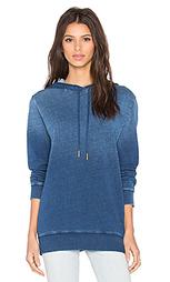 Пуловер из футера с капюшоном - Stateside